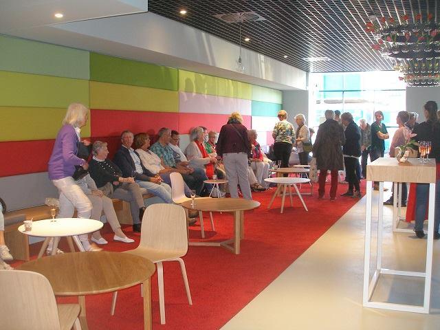Grand Cafe Foyer Callantsoog : Pauzes voortaan in de foyer filmhuis lisse