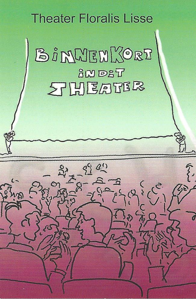 Theater Floralis Lisse publiceert programma. - Filmhuis Lisse