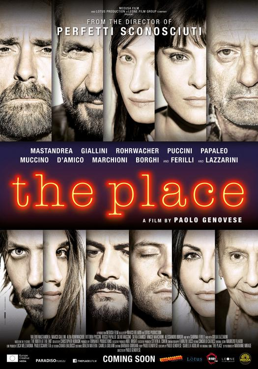 The Place - Filmhuis Lisse